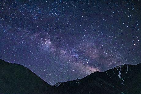 森のホテル 星空観察会